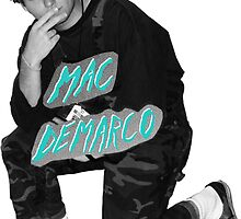 Mac Demarco by waverlie