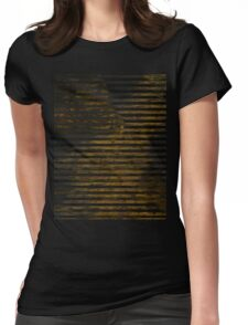 Salvage Womens Fitted T-Shirt