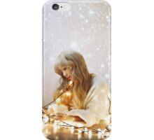 Taeyeon - dear santa iPhone Case/Skin