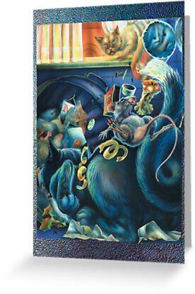 Boris the Magical Cat by Carol McLean-Carr
