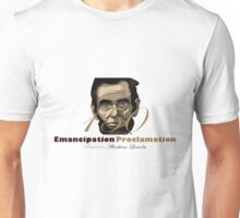 Black History Month: Abraham Lincoln T-Shirt