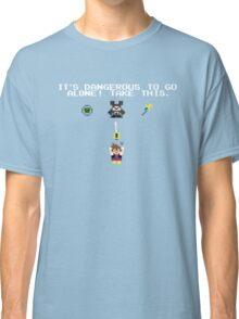 It's Dangerous in Kingdom Hearts Classic T-Shirt