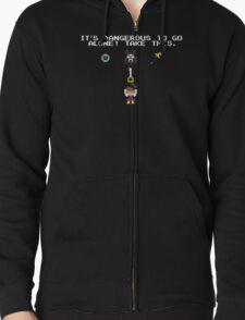 It's Dangerous in Kingdom Hearts T-Shirt