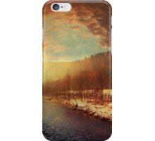 deeper Winter iPhone Case/Skin