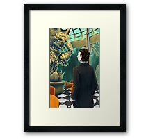 In Rapture Framed Print