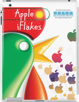 iFlakes by PerkyBeans