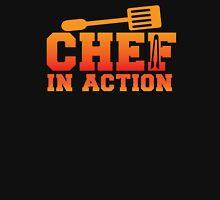 CHEF in action Unisex T-Shirt