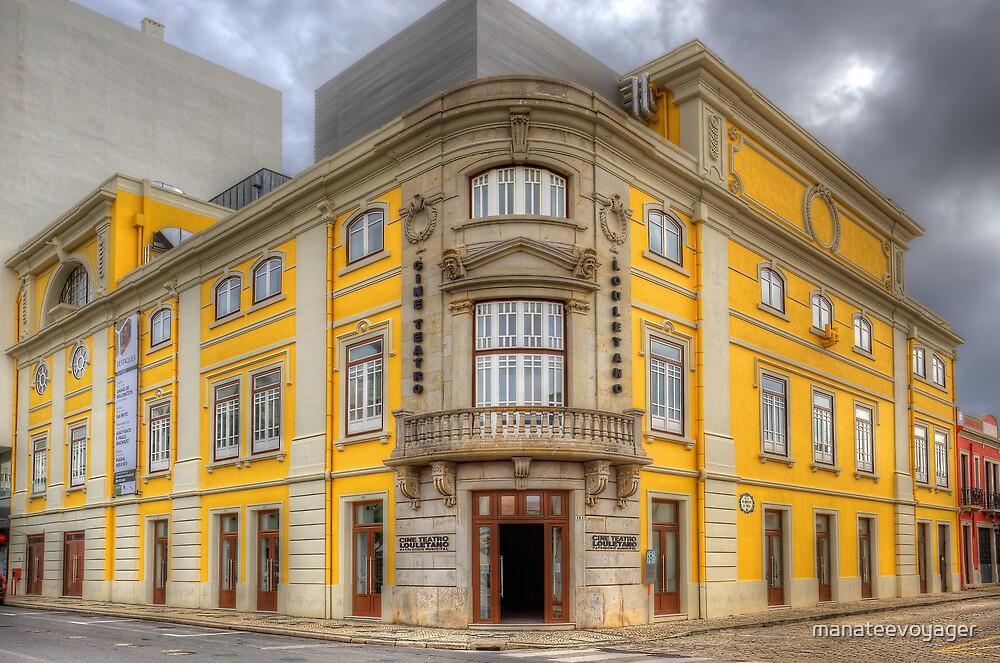 Municipal Theatre by manateevoyager