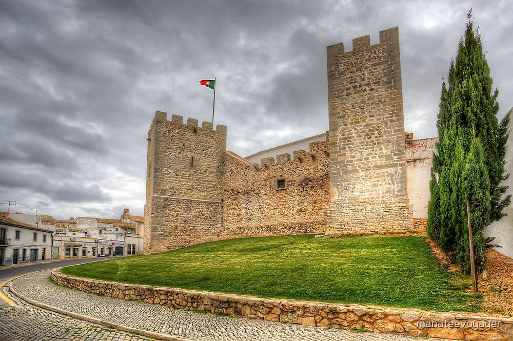 Loule Castle by manateevoyager