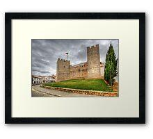 Loule Castle Framed Print