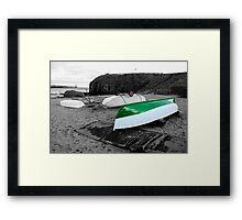 Tynemouth Bay Framed Print