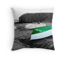 Tynemouth Bay Throw Pillow