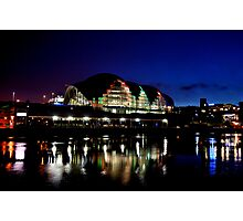 The Sage Gateshead Photographic Print