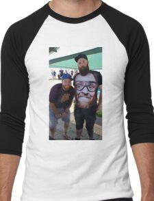 BBP - Millerception Men's Baseball ¾ T-Shirt