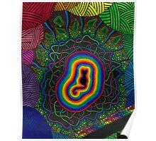Interdimensional Yarn Thief Poster