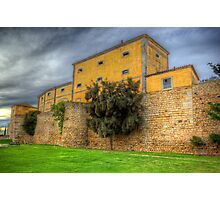 Faro City Walls Photographic Print