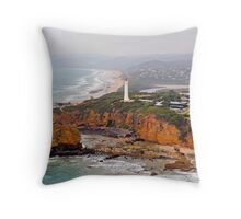 Split Point Lighthouse, Aireys Inlet 130106 Throw Pillow