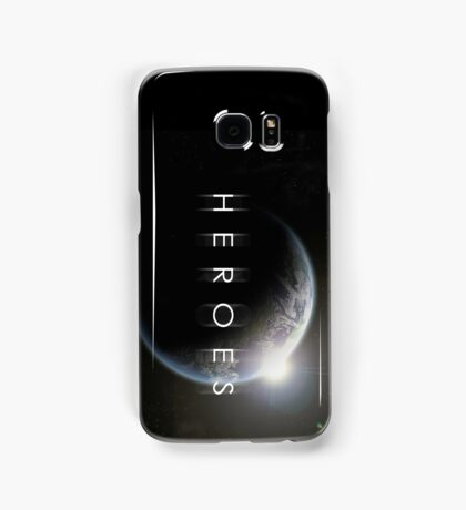 HEROES Samsung Galaxy Case/Skin