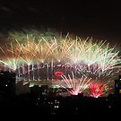 2013 Sydney Fireworks by David Petranker
