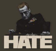 HATE by dennis william gaylor