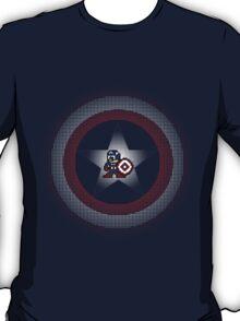 "Captain ""8 Bit"" America T-Shirt"