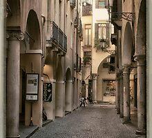 Italian street by Elemakar