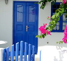 Welcome to Mykonos by Paige