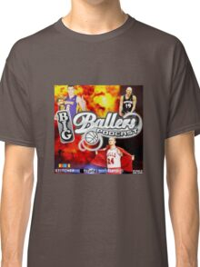 Big Ballers Podcast Cover Classic T-Shirt