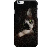 Cat Looking iPhone Case/Skin