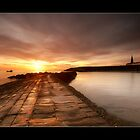 Cullercoats by james  thow