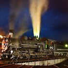 482 on the Turntable by Ken Smith