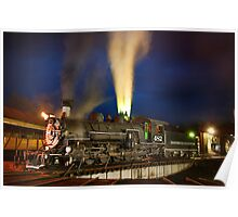 482 on the Turntable Poster