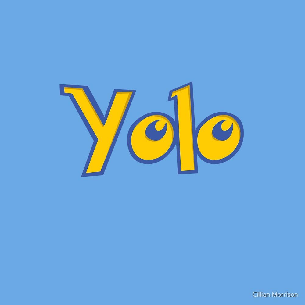 Yolo by Cillian Morrison