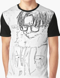 Levi // Shingeki No Kyojin Graphic T-Shirt