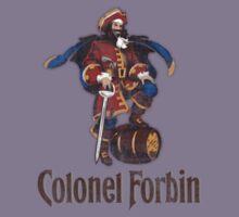 Colonel Forbin by John Manicke