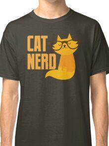CAT NERD (professional vet or self-proclaimed expert on cats!) Classic T-Shirt