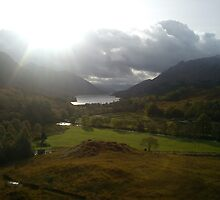 Loch Shiel, Scottish Highlands by helenoftruro