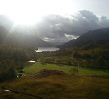 Loch Shiel, Scottish Highlands by helenoftruro