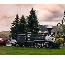 D&RGW C-16 #268 Gunnison, CO Photographic Print