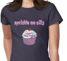 Sprinkle Me Silly - Dark Womens Fitted T-Shirt