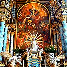 High Altar ~ Pilgrimage Church HPBG by ©The Creative  Minds