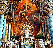 High Altar ~ Pilgrimage Church HPBG by ©The Creative  Minds