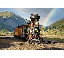 Eureka Rainbow Photographic Print