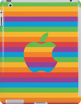 Classic Apple Cover by Greg Little