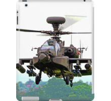 Apache 1 iPad Case/Skin