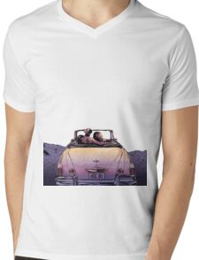 Sleeping With Sirens Mens V-Neck T-Shirt