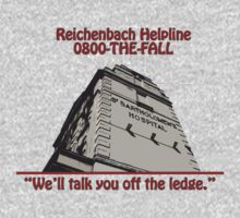 Reichenbach Helpline (UK) by FandomsFriend