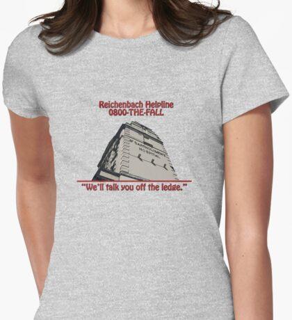 Reichenbach Helpline (UK) Womens Fitted T-Shirt
