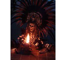 Aztec Dancer - Bailerín Azteca Photographic Print