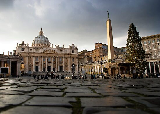 Vatican by CPProPhoto